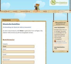 Magazin für Naturschutz gratis bestellen