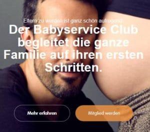 Baby Produktproben