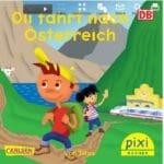 Pixibuch Oli fährt nach Österreich