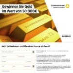 Gold Gewinnspiel