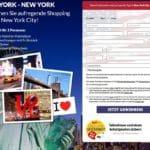 New York Reisegewinnspiel