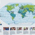 Weltkarte gratis