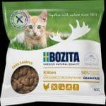 Produktprobe Bozita Katzenfutter gratis